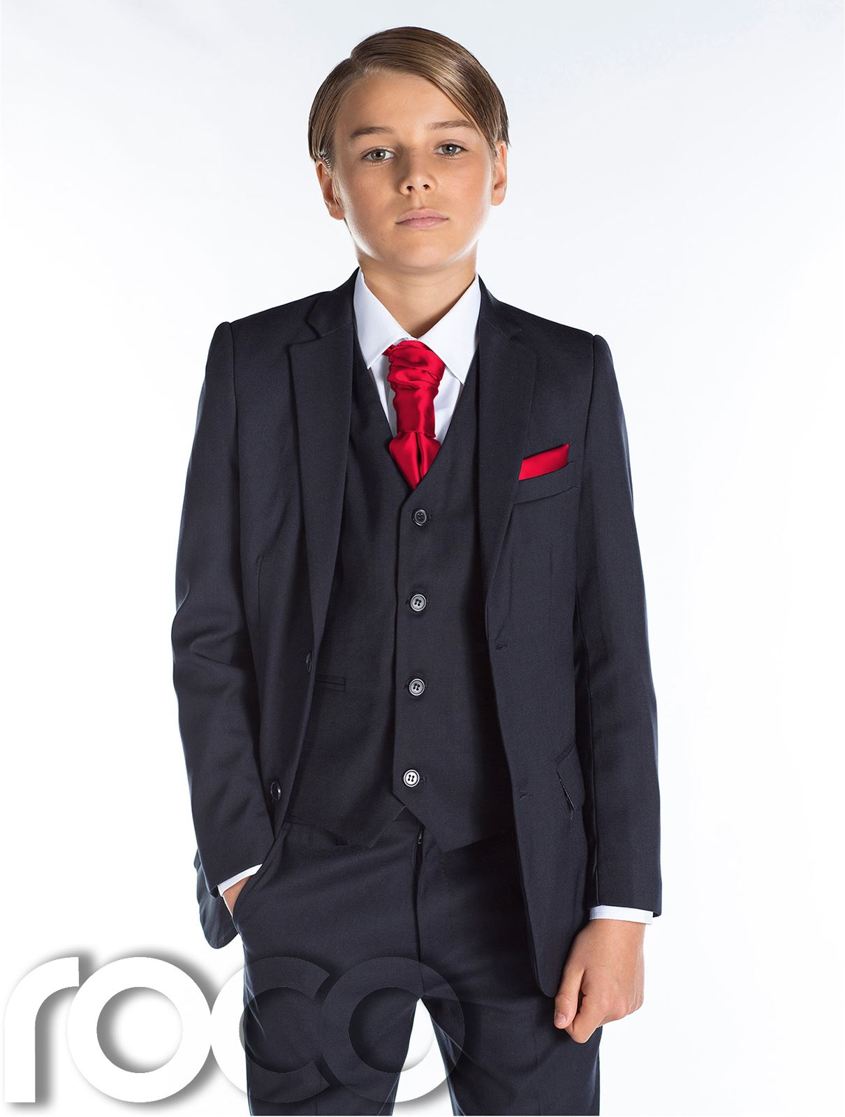 Boys Navy Suit, Page Boy Suits, Boys Wedding Suits, Kids Suits, 12 ...