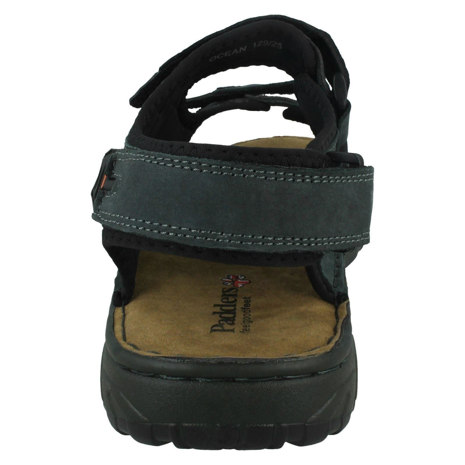 Mens Padders Casual Strapped Summer Sandals Ocean