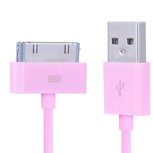 1-X-2X-COLORFUL-1-M-30-PINES-USB-CABLE-CARGA-SINCRONIZACIoN-DATOS