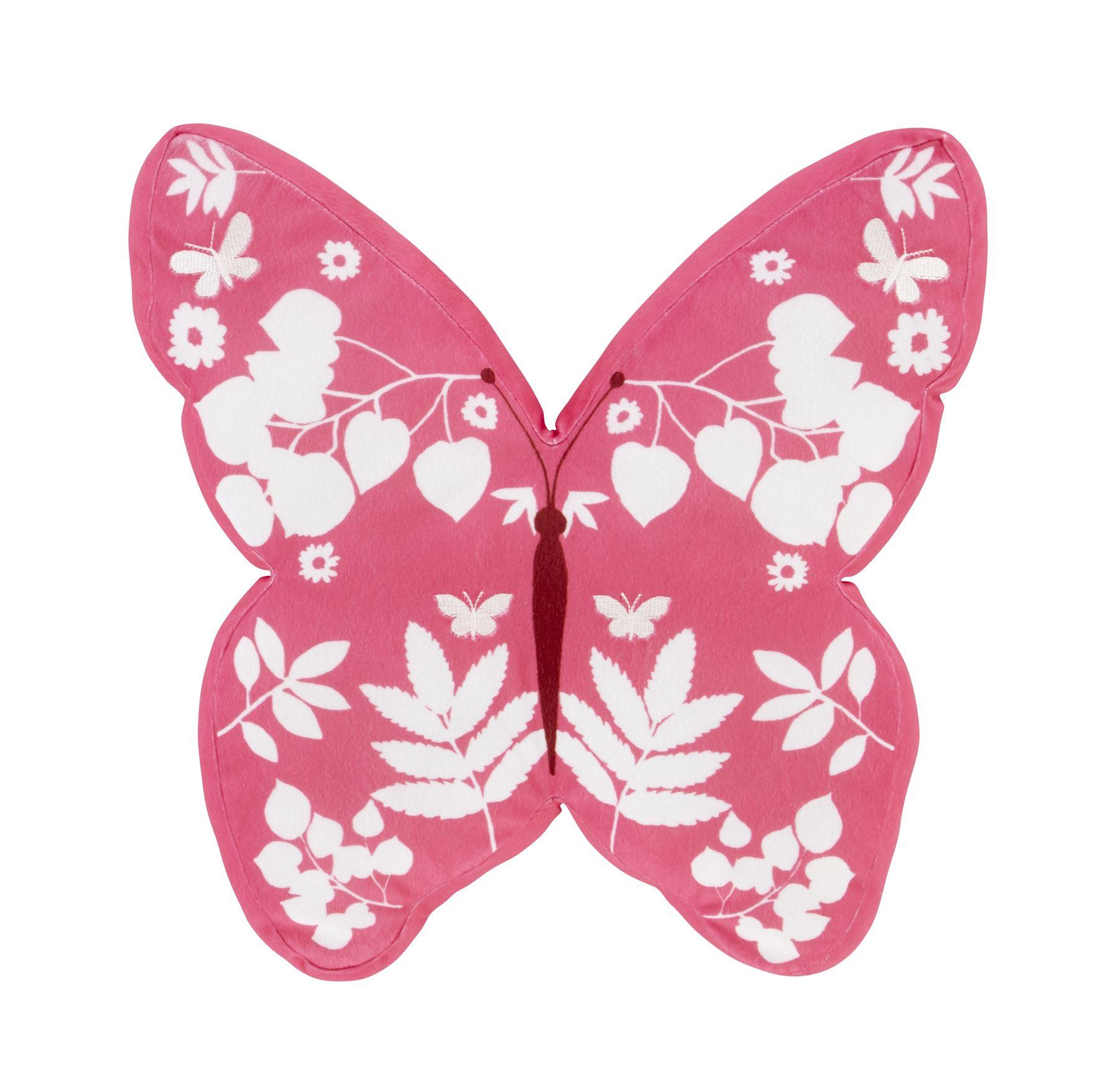 Catherine-Lansfield-papillon-couette-Housse-de-couette-Literie-Ensemble-lit-ou