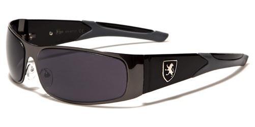 polarisierte Sonnenbrillen schwarz Herren Damen Designer Sport Schild fahren 0BN4SMrSDb