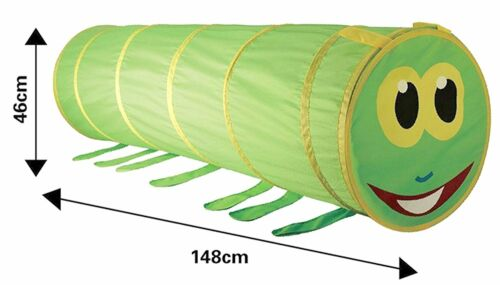 Animal-Infantil-Plegable-Gatear-Tunel-Tubo-Tienda-Juguete-Interior-Exterior miniatura 11