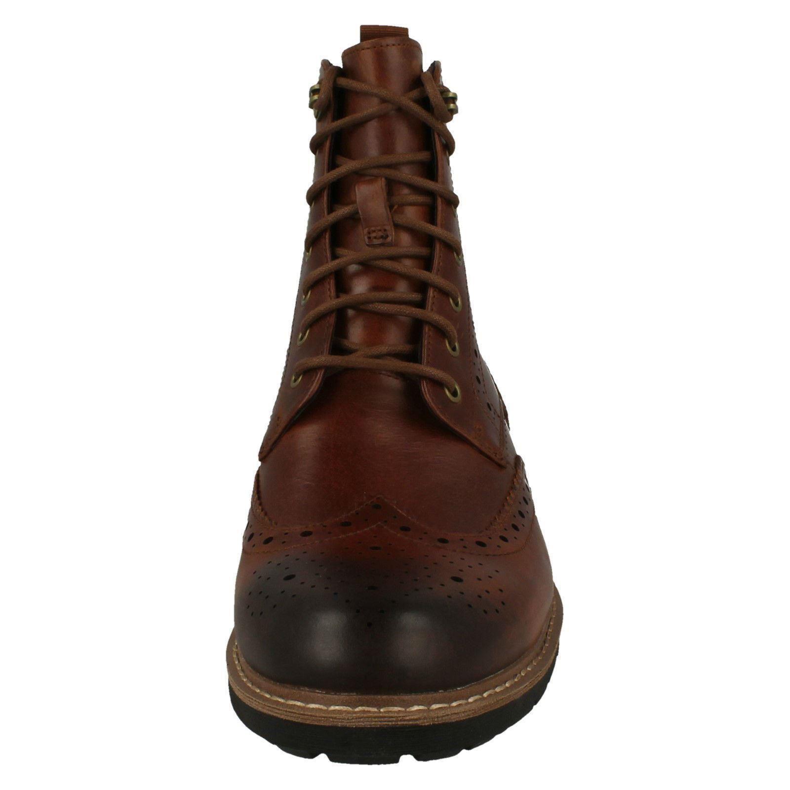Tobillo Boots Lord Clarks Oxford Hombre batcombe Zapato qwx0RItf