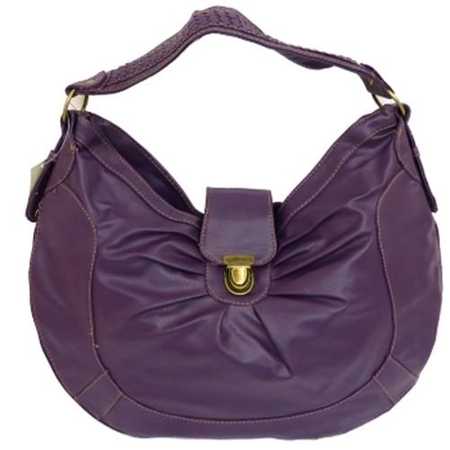 Damen über Schulter Groß Tragetasche Kunstleder Damen Handtasche