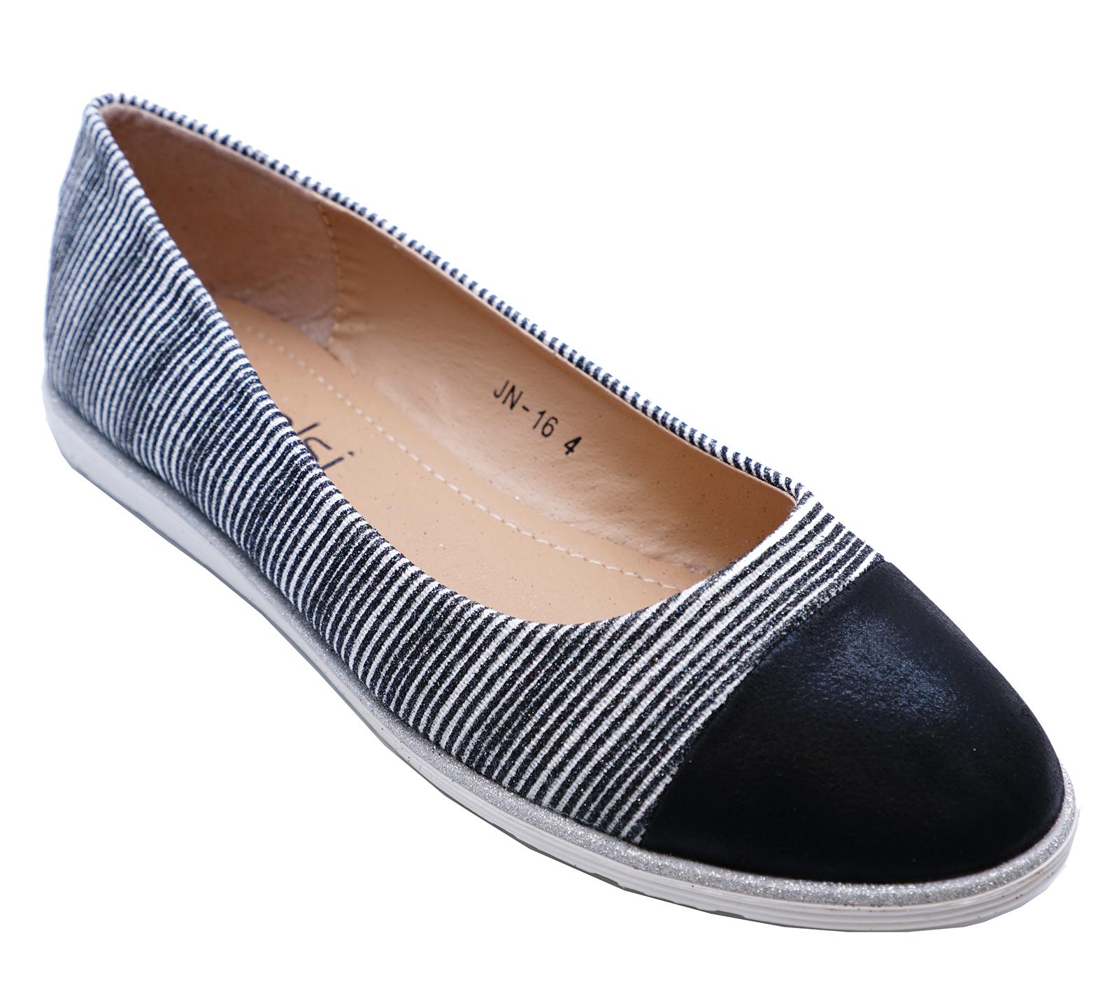 Travail Plats Chaussures Enfiler Noir Femmes Mocassins Décontracté À Confortable q8UWawxg
