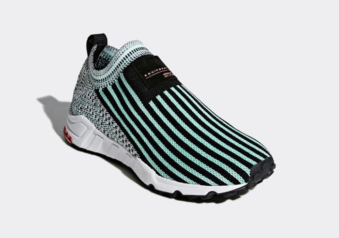 2018 adidas EQT apoyo calcetín primeknit señora señora primeknit entrenar zapatillas b37530 2bb6bd