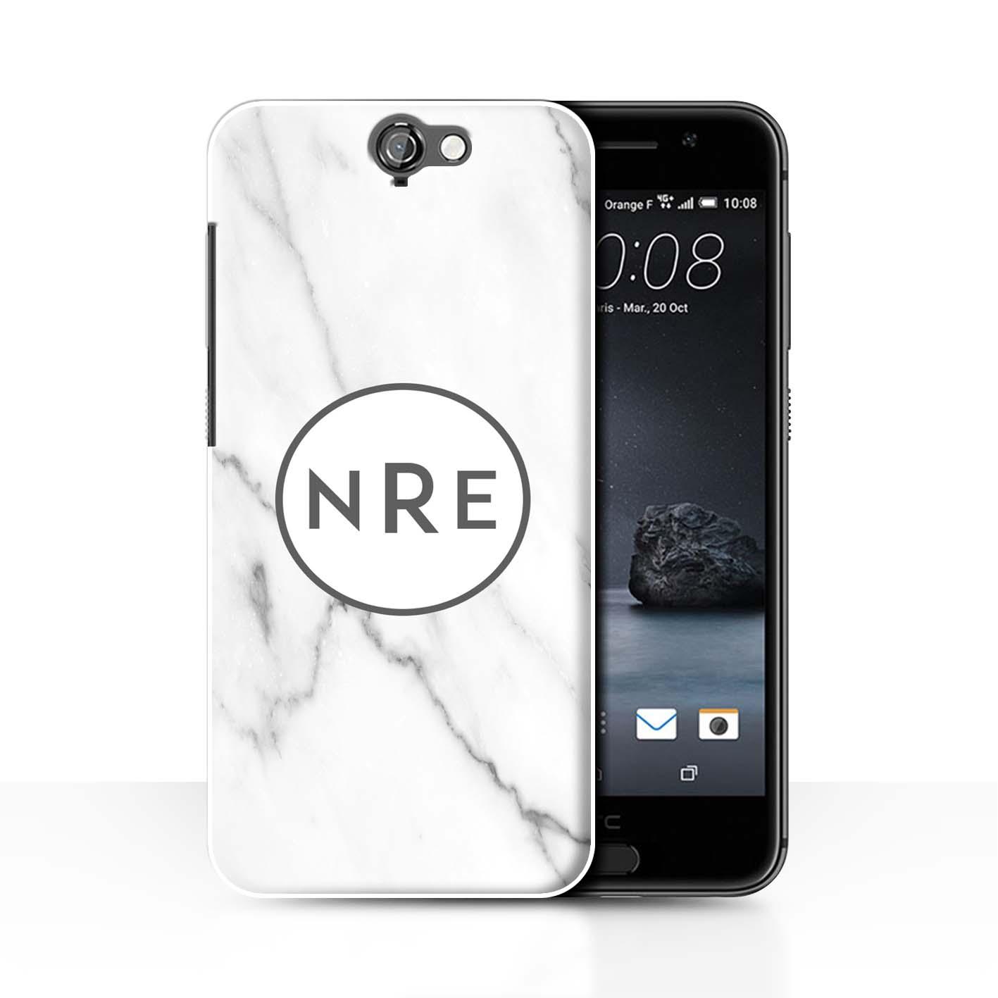 personnalise-Marbre-Granite-etui-pour-telePhone-coque-pour-HTC-One-Smartphone
