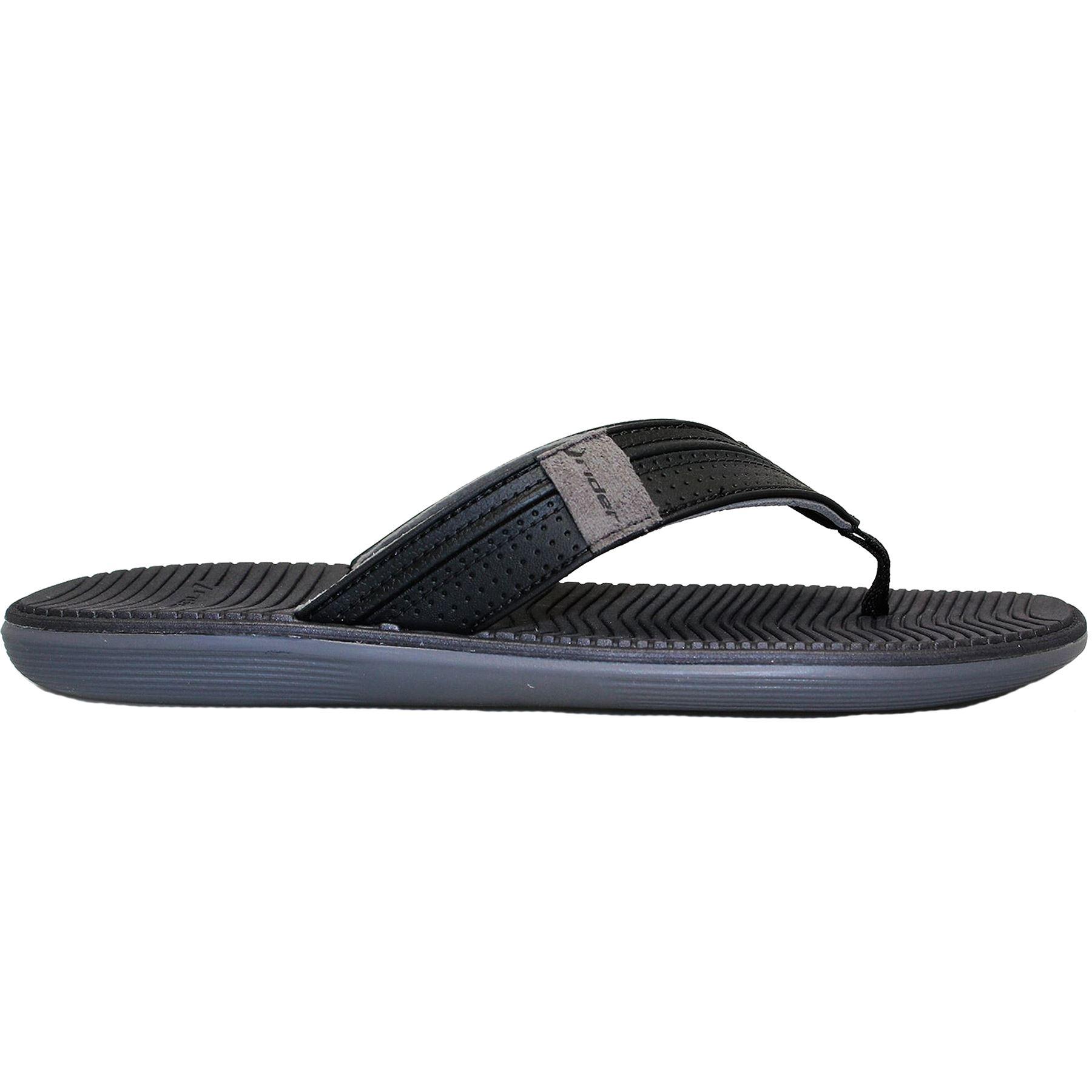 2d63d6f18b2bcf JMR007 Malta Mens Non Slip Water Repellent Cushioned Thong Sandals Flip Flop