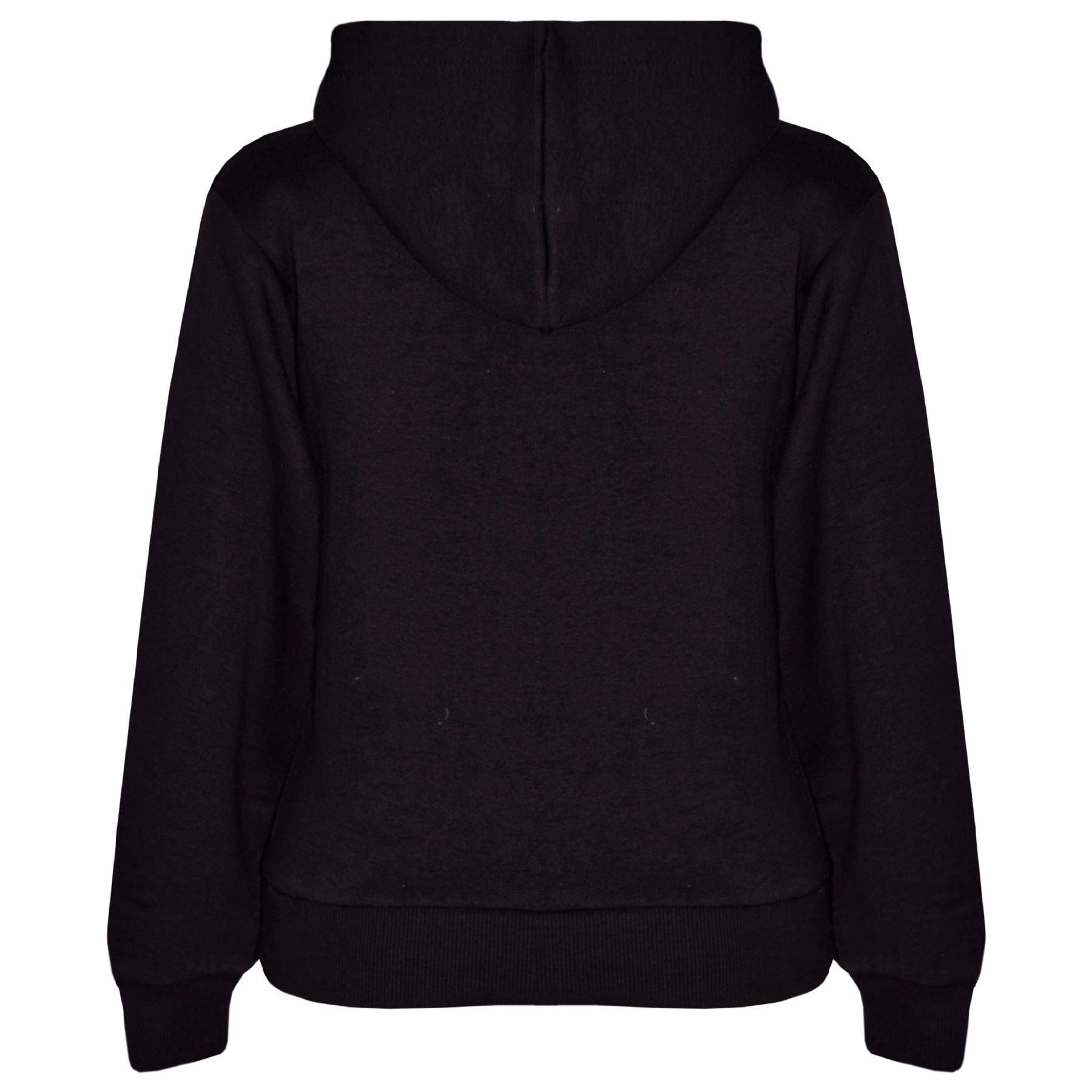 Garçons filles enfants hiver à capuche Hoodies Pull Sweater Top Veste chemise polaire nouveau