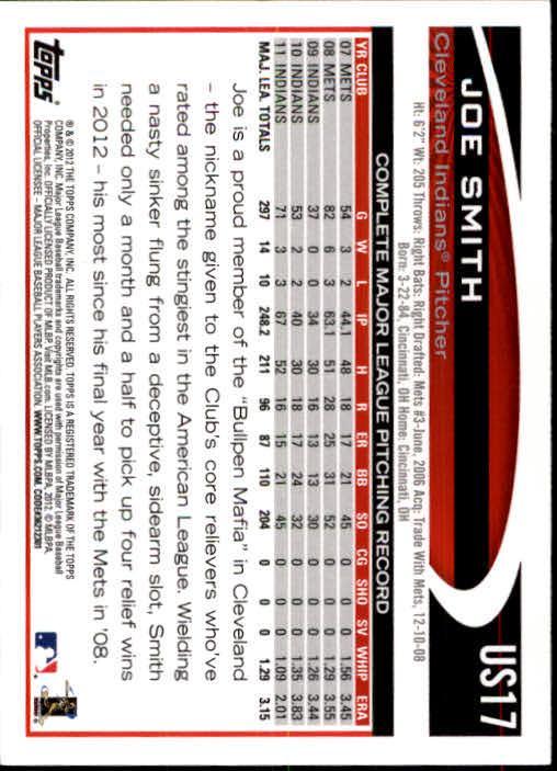 2012-Topps-Actualizacion-Beisbol-US1-US230-Usted-Recoger miniatura 23