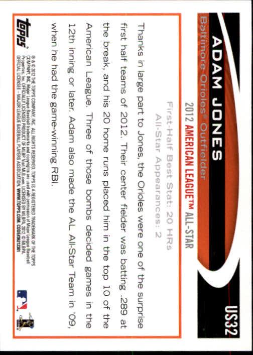 2012-Topps-Actualizacion-Beisbol-US1-US230-Usted-Recoger miniatura 48