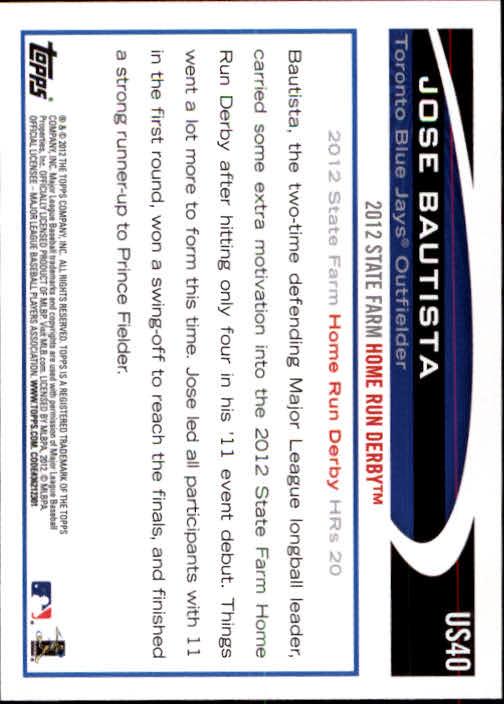 2012-Topps-Actualizacion-Beisbol-US1-US230-Usted-Recoger miniatura 60