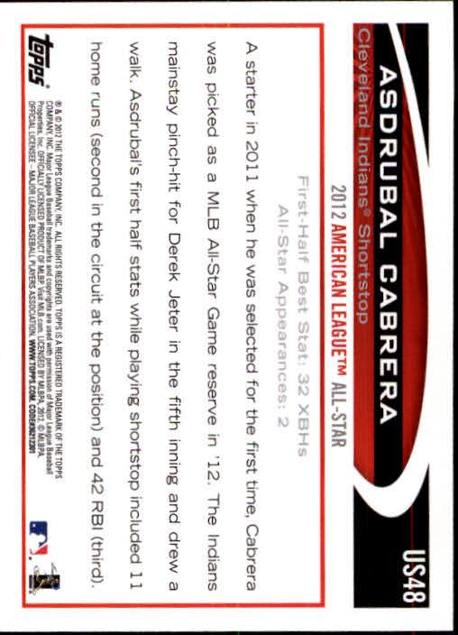 2012-Topps-Actualizacion-Beisbol-US1-US230-Usted-Recoger miniatura 75