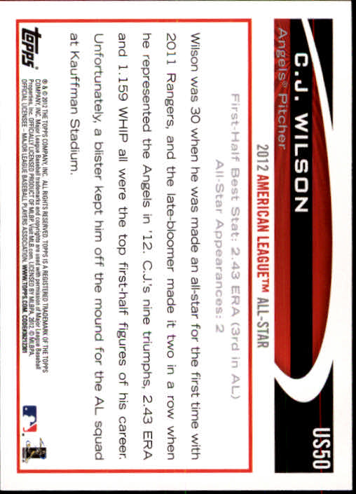 2012-Topps-Actualizacion-Beisbol-US1-US230-Usted-Recoger miniatura 79