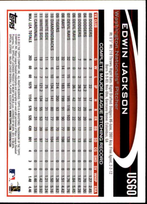 2012-Topps-Actualizacion-Beisbol-US1-US230-Usted-Recoger miniatura 95