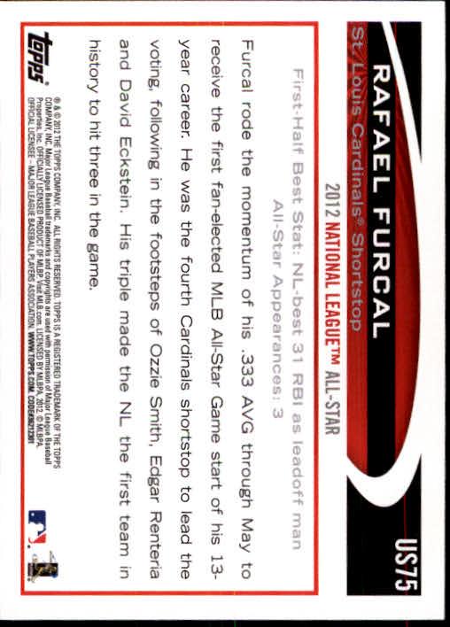 2012-Topps-Actualizacion-Beisbol-US1-US230-Usted-Recoger miniatura 113