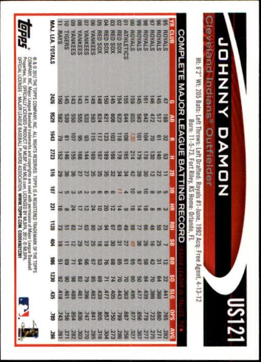 2012-Topps-Actualizacion-Beisbol-US1-US230-Usted-Recoger miniatura 171