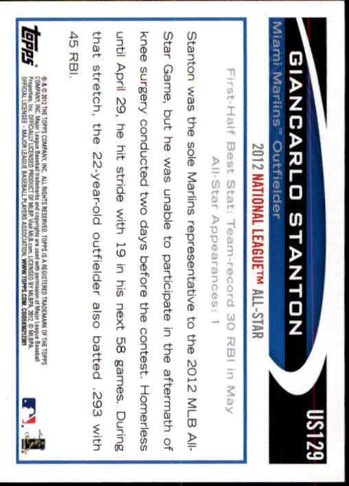2012-Topps-Actualizacion-Beisbol-US1-US230-Usted-Recoger miniatura 181
