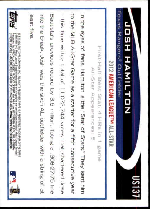 2012-Topps-Actualizacion-Beisbol-US1-US230-Usted-Recoger miniatura 189