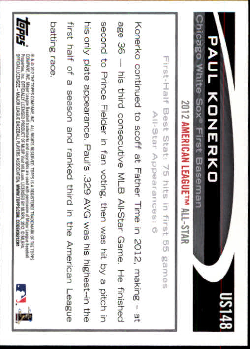 2012-Topps-Actualizacion-Beisbol-US1-US230-Usted-Recoger miniatura 204
