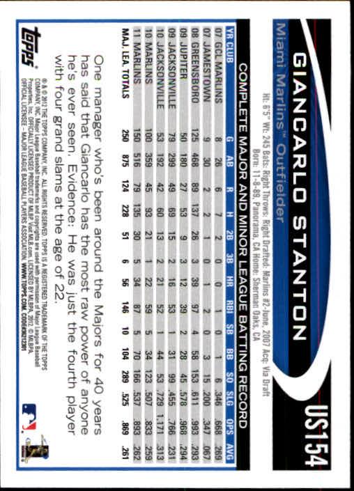 2012-Topps-Actualizacion-Beisbol-US1-US230-Usted-Recoger miniatura 212