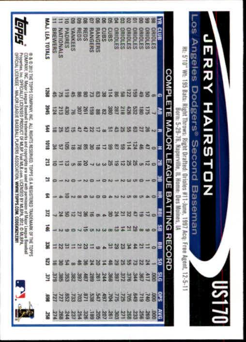 2012-Topps-Actualizacion-Beisbol-US1-US230-Usted-Recoger miniatura 228