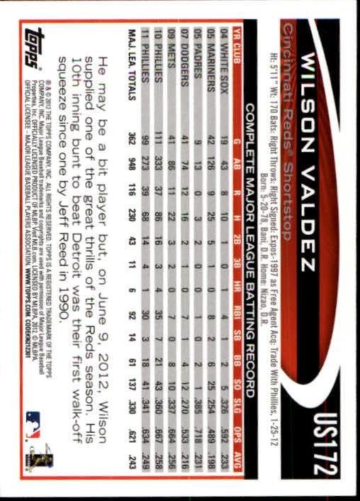 2012-Topps-Actualizacion-Beisbol-US1-US230-Usted-Recoger miniatura 230