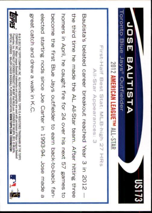 2012-Topps-Actualizacion-Beisbol-US1-US230-Usted-Recoger miniatura 232