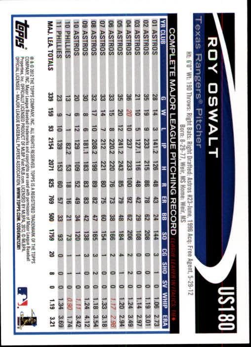 2012-Topps-Actualizacion-Beisbol-US1-US230-Usted-Recoger miniatura 242