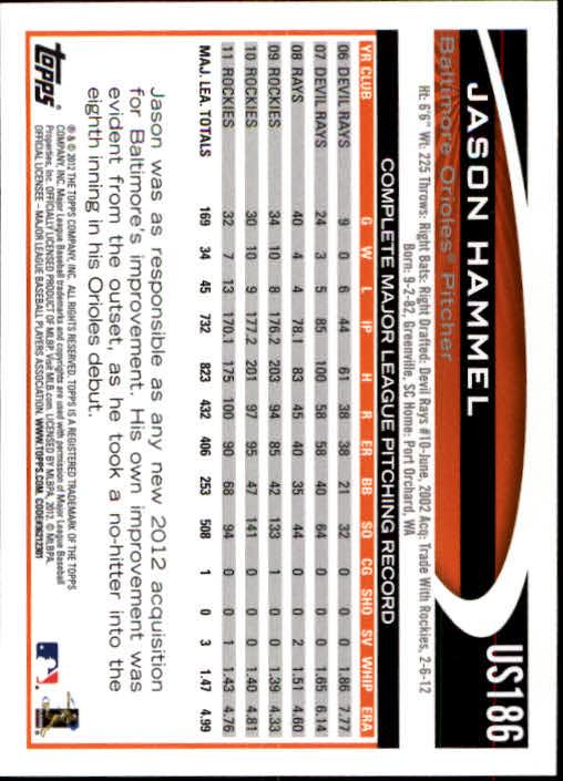 2012-Topps-Actualizacion-Beisbol-US1-US230-Usted-Recoger miniatura 248