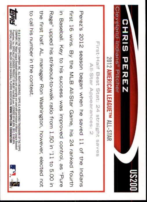 2012-Topps-Actualizacion-Beisbol-US1-US230-Usted-Recoger miniatura 274