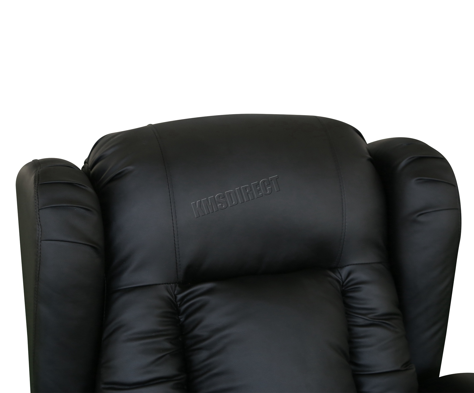 WESTWOOD-Leather-Recliner-Armchair-Swivel-Heated-chair-Massage-Gaming-Chair thumbnail 18