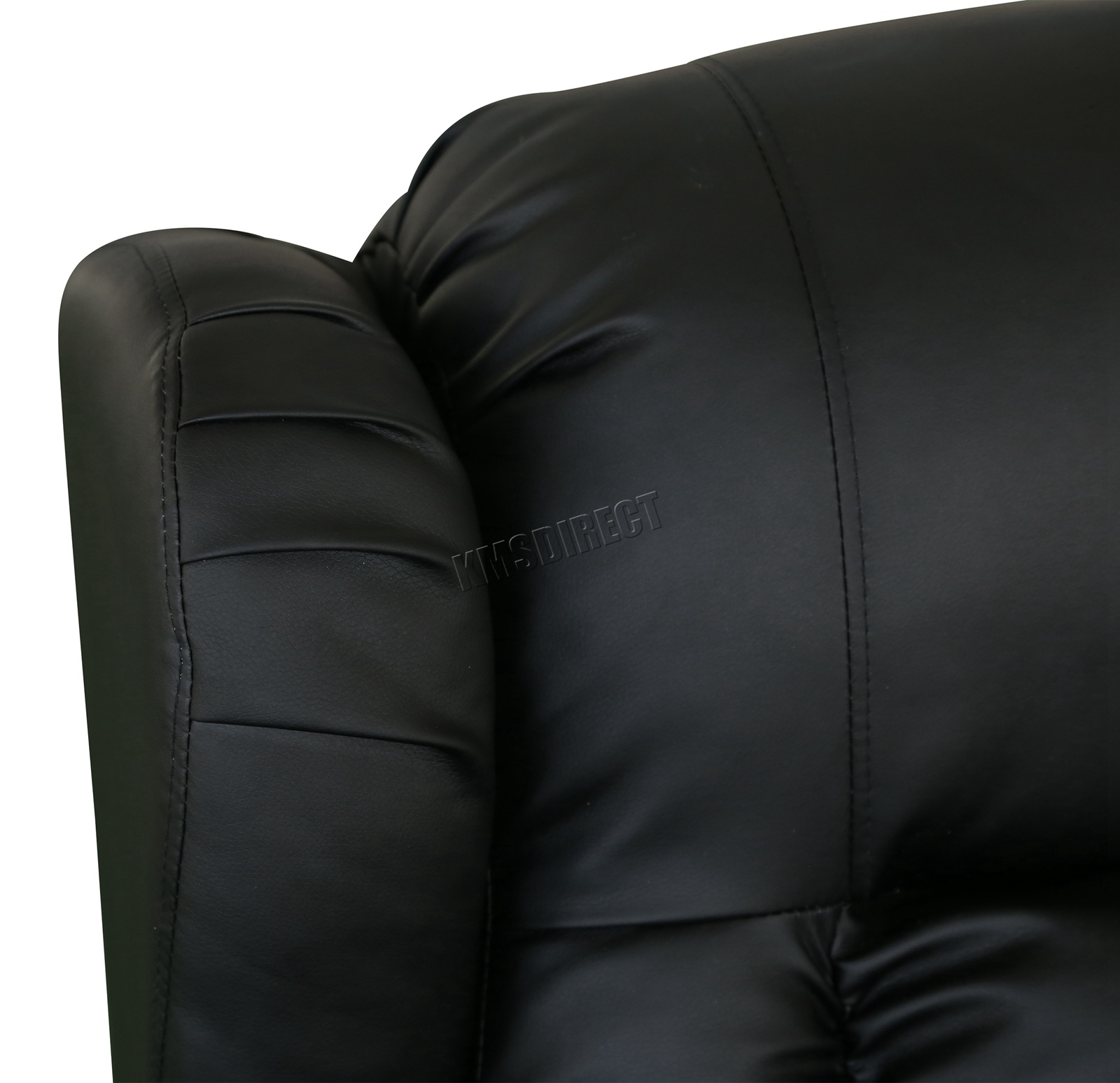 WESTWOOD-Leather-Recliner-Armchair-Swivel-Heated-chair-Massage-Gaming-Chair thumbnail 19