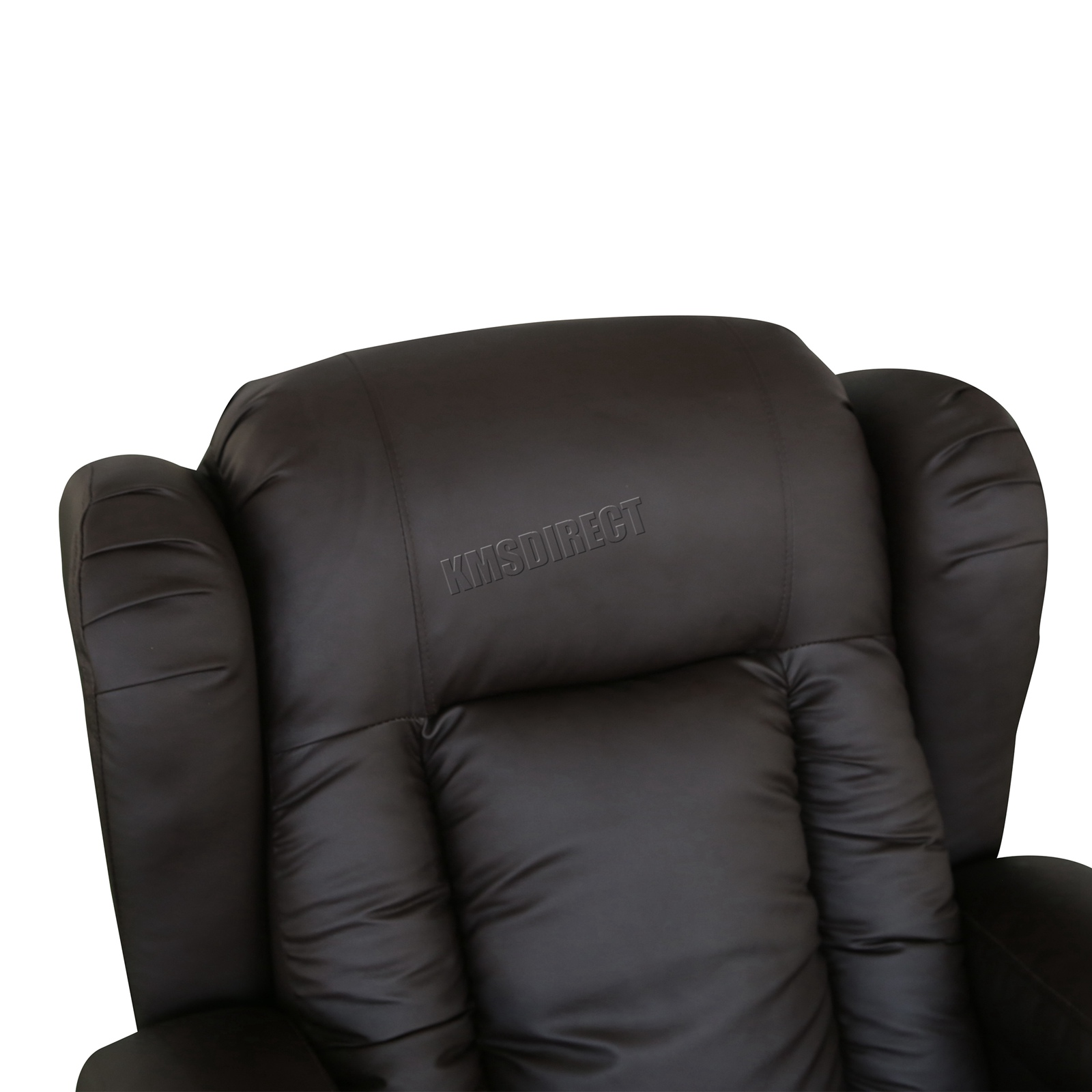 WESTWOOD-Leather-Recliner-Armchair-Swivel-Heated-chair-Massage-Gaming-Chair thumbnail 32
