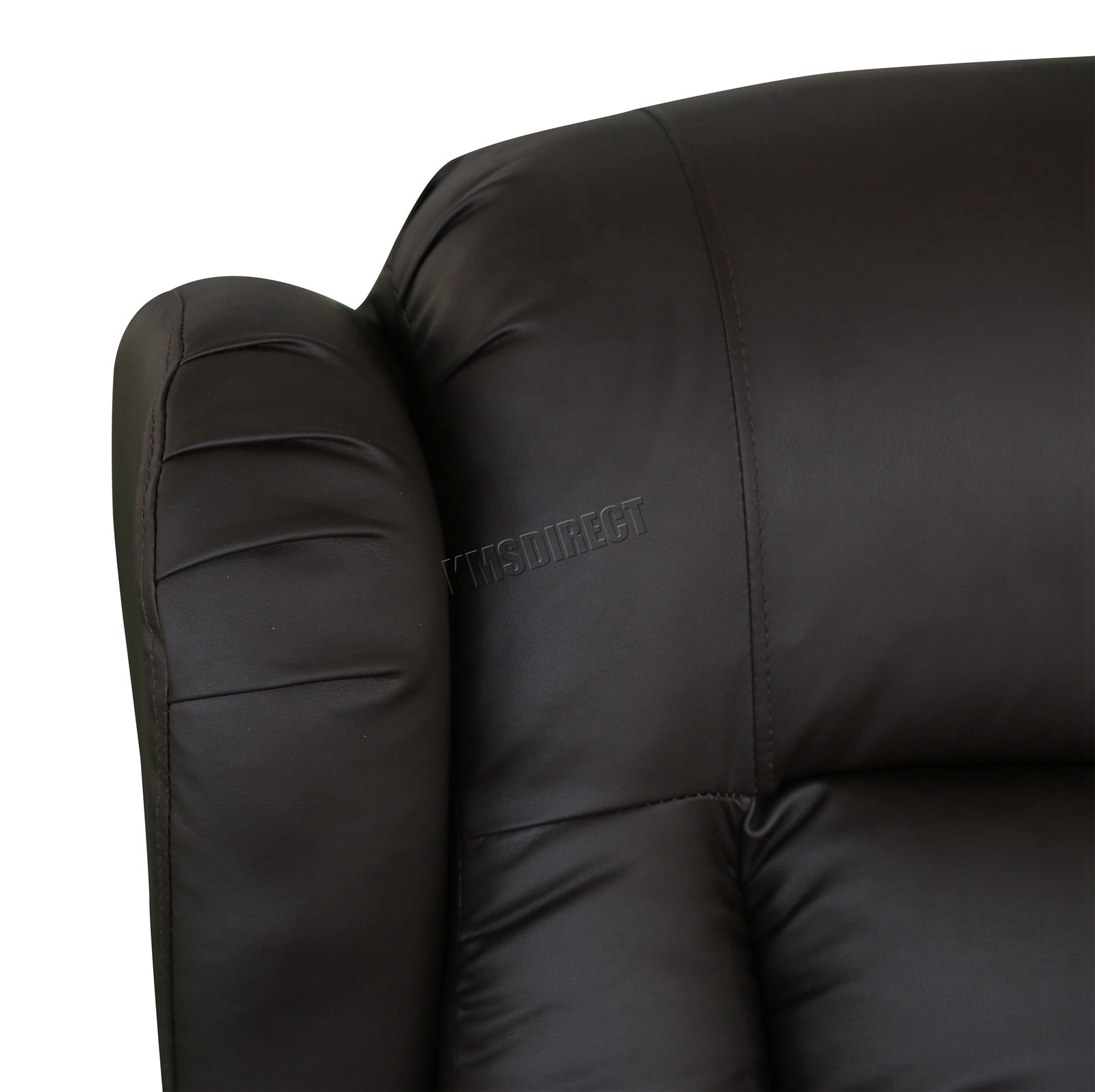 WESTWOOD-Leather-Recliner-Armchair-Swivel-Heated-chair-Massage-Gaming-Chair thumbnail 33