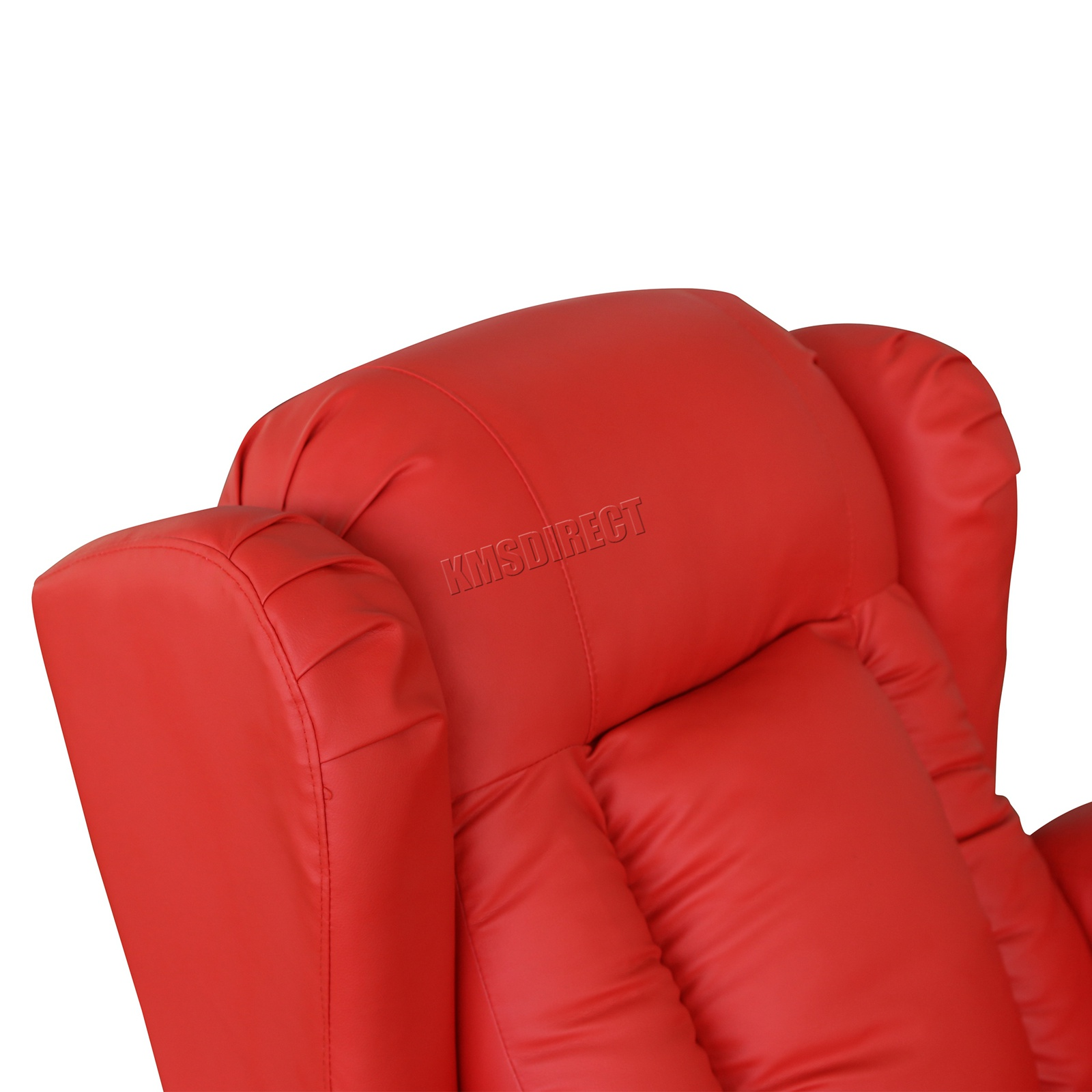 WESTWOOD-Leather-Recliner-Armchair-Swivel-Heated-chair-Massage-Gaming-Chair thumbnail 54