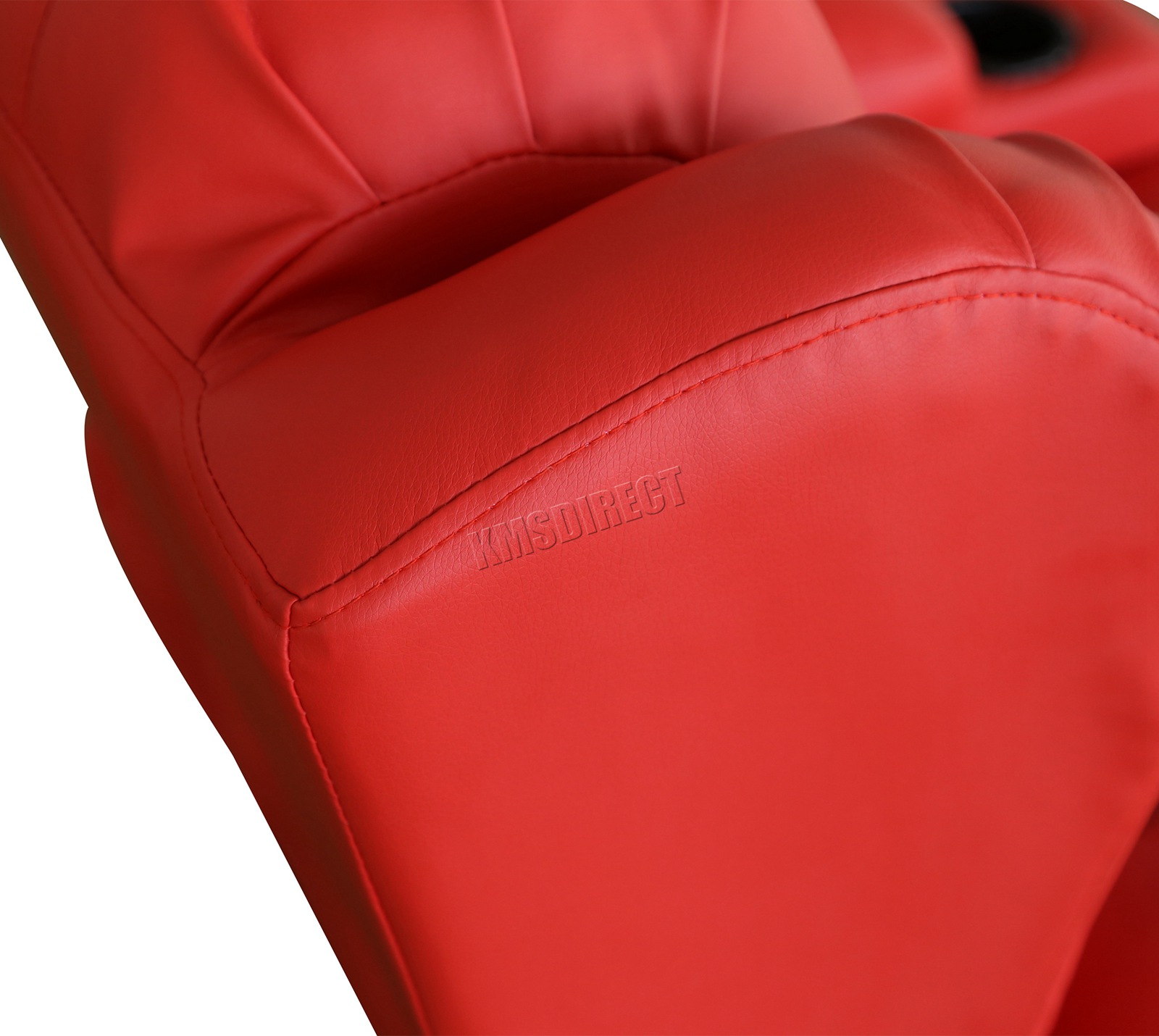WESTWOOD-Leather-Recliner-Armchair-Swivel-Heated-chair-Massage-Gaming-Chair thumbnail 56