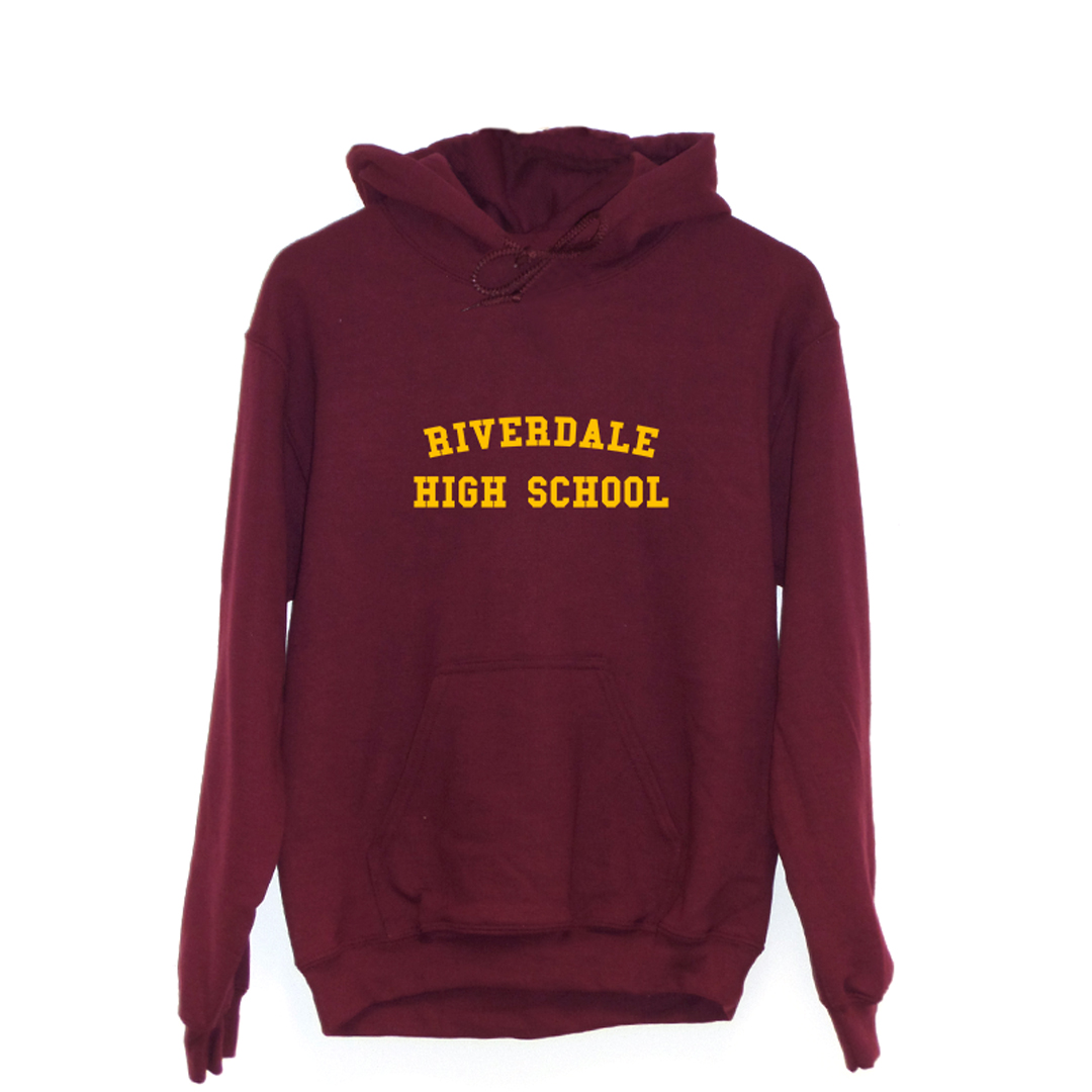 Riverdale-High-School-HOODIE-Archie-Comic-Betty-Show-TV