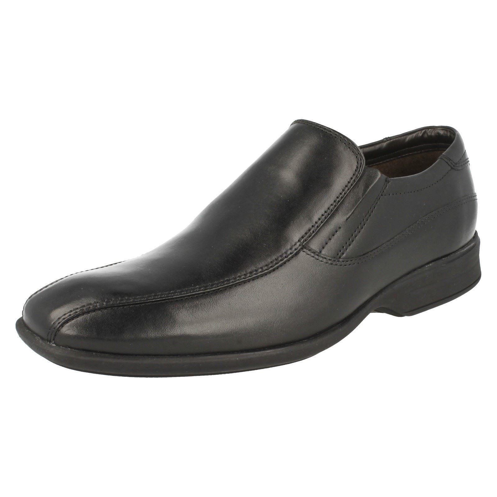 Clarks Cordones Zapatos Vestir Sin Hombre De Zancada Gadwell 4HxPnwpBq1