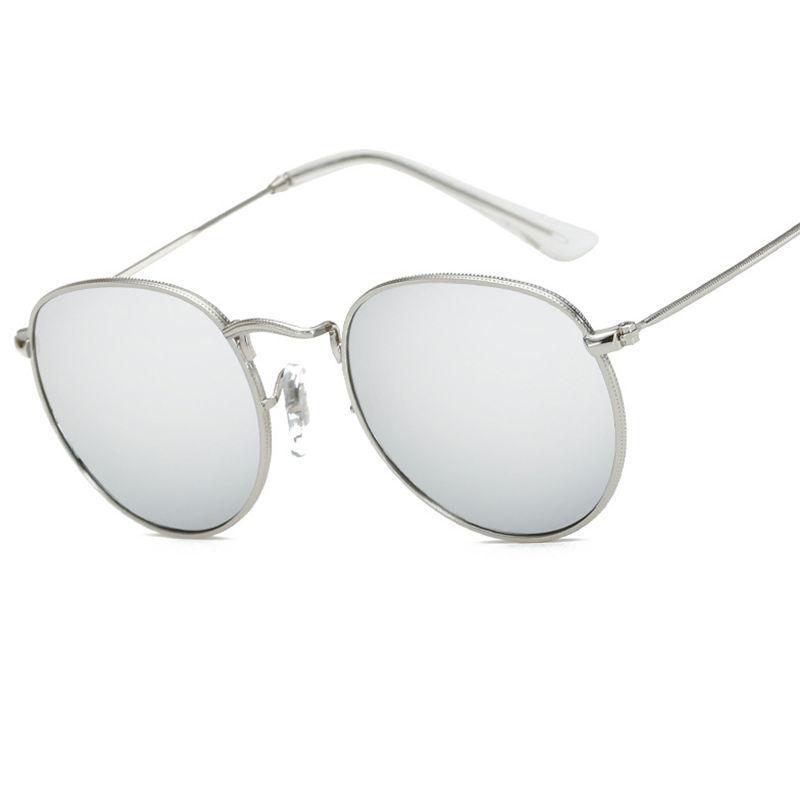 retro damen herren metallrahmen sonnenbrille brille. Black Bedroom Furniture Sets. Home Design Ideas