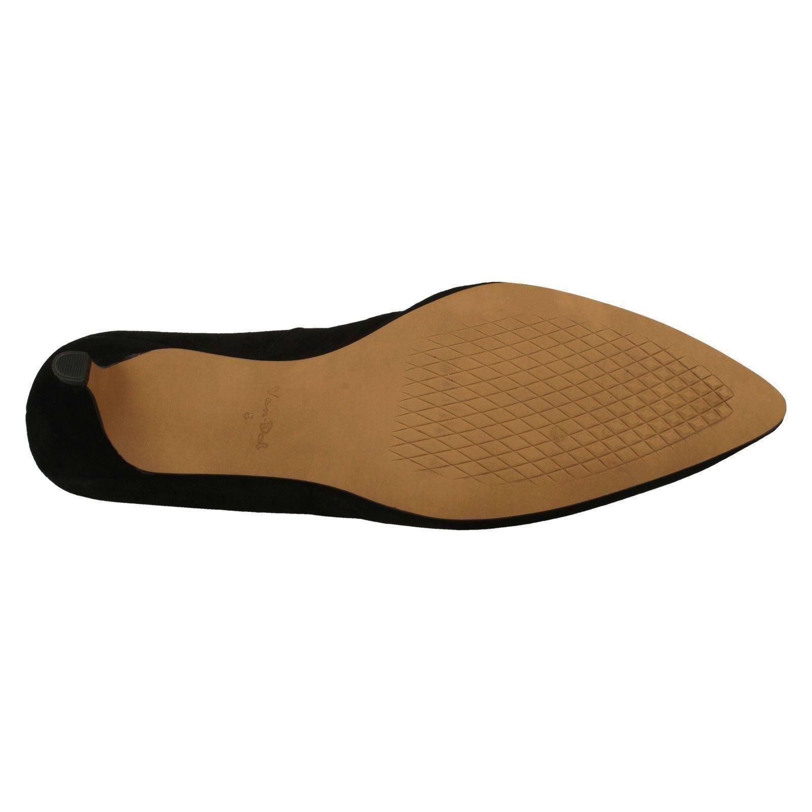 mesdames van dal incliné cour cour incliné chaussures nina c639f4