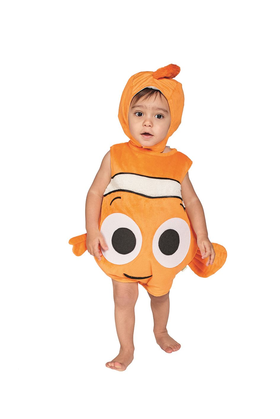 Disney pixar baby toddler finding nemo fish fancy dress for Baby fish costume