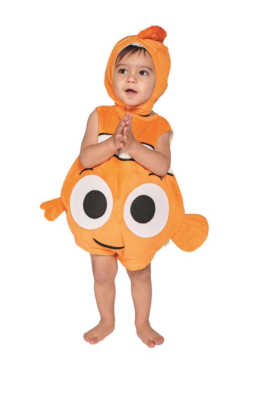 Disney pixar beb ni o buscando a nemo peces disfraz y - Disfraz para bebes ...