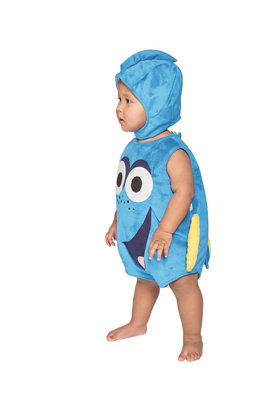 Disney Pixar Baby Toddler Finding Nemo Fish Fancy Dress Costume ...