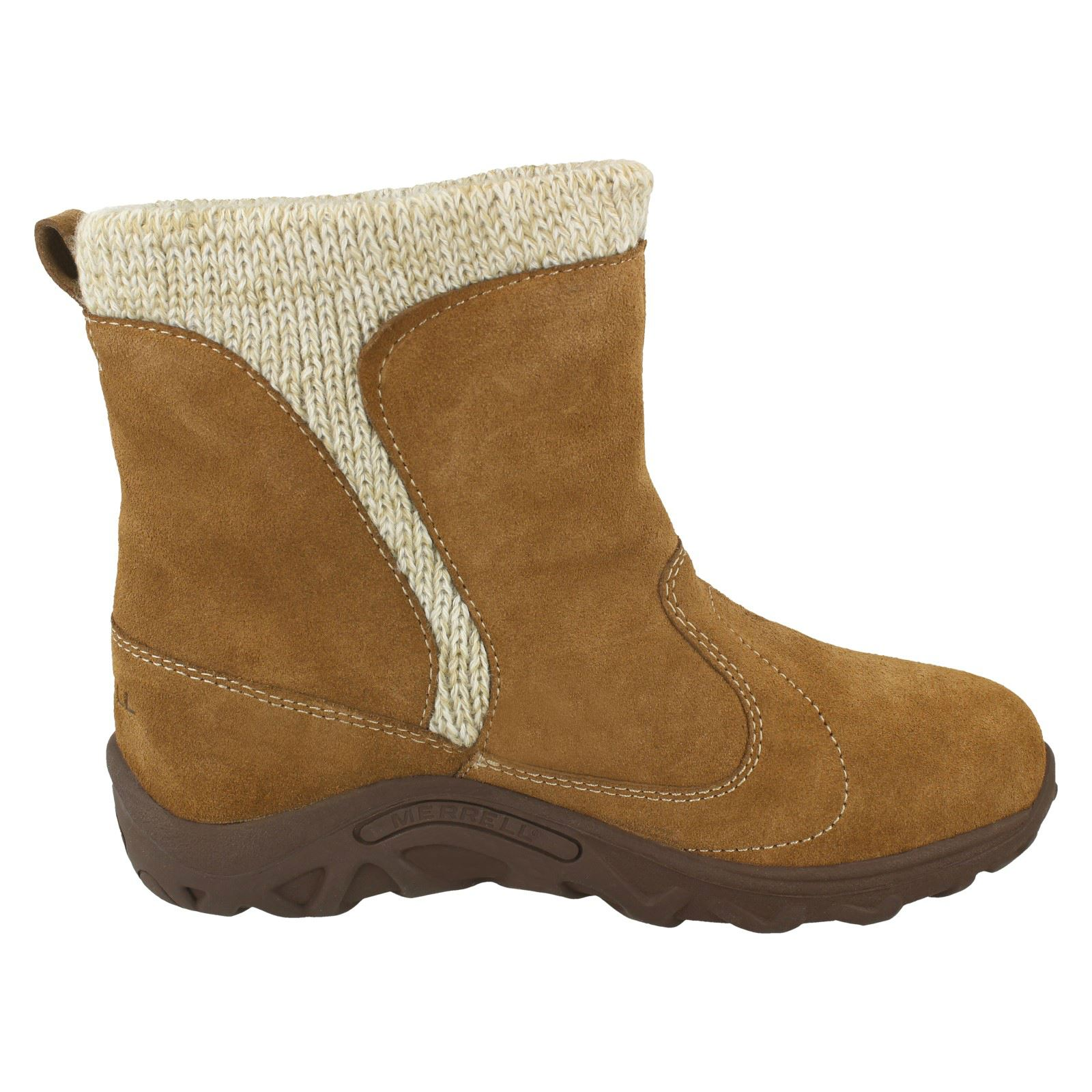 Girls Merrell Casual Ankle Boots /'Jungle Moc Boot/'