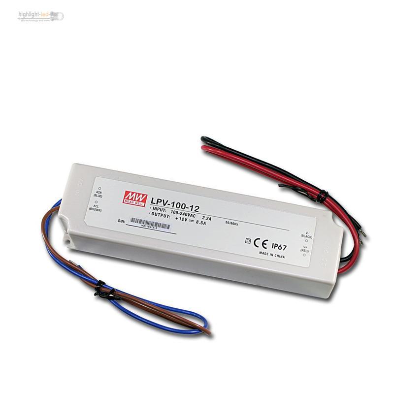 LED-Transformateur-etanche-IP67-pilote-12V-DC-transformateur-EVG-18W-36W-60W