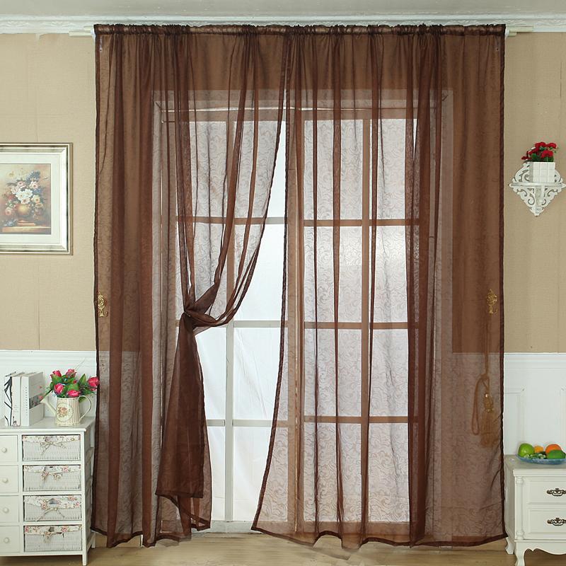 volltonfarbe t ll t r fenster vorhang dransein panel. Black Bedroom Furniture Sets. Home Design Ideas