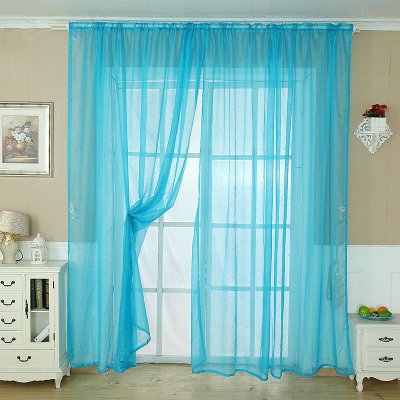 volltonfarbe t ll t r fenster vorhang dransein panel durchsichtig schal volant. Black Bedroom Furniture Sets. Home Design Ideas