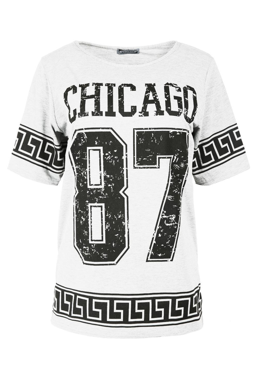 Womens ladies new york 98 bulls 69 brooklyn 76 print for T shirt printing brooklyn