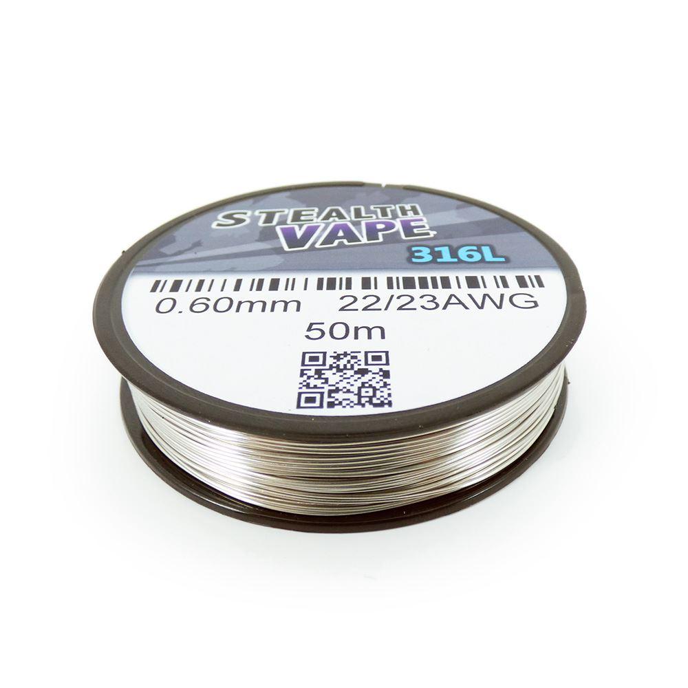 316L câble en acier inoxydable bobines 15M 37.5m 50m 500m 75M